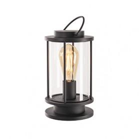 PHOTONIA E27, lampe à poser extérieure, avec câble et fiche, anthracite