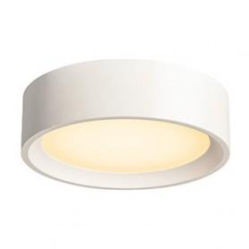 PLASTRA LED plafonnier, blanc, 3000K