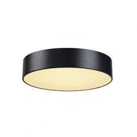 MEDO 40 LED, plafonnier, noir, LED 31W 3000K
