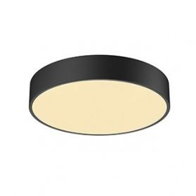 MEDO 40 applique/plafonnier noir, LED 31W 3000/4000K, DALI