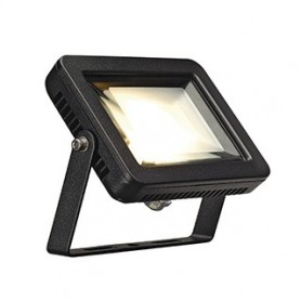 SPOODI 15, projecteur ext., noir, 10W, LED 3000K