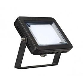 SPOODI 15, projecteur ext., noir, 10W, LED 4000K