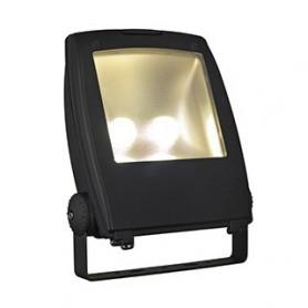 LED FLOOD LIGHT, noir, 80W, 3000K, 120°