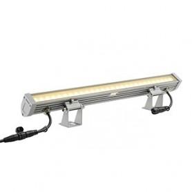 GALEN LED, projecteur, 60cm, gris argent, IP55, 3000K
