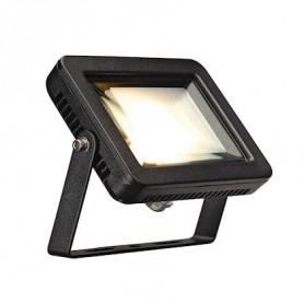 ARDO projecteur ext.,  noir, 10W, LED 3000K