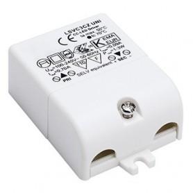 ALIMENTATION LED 3W, 700mA, serre-câble inclus
