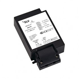 Alimentation LED, 40W, 1000mA, protection courts-circuits, variable