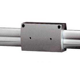 Connecteur isolé pour EASYTEC II, gris argent