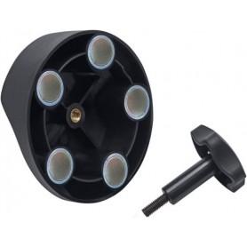 Support magnétique avec 5 aimants, pour les projecteurs DARGO