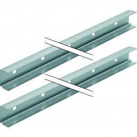 Pack de rails pour système Geberit Duofix - 111.878.00.1