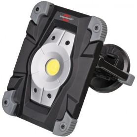Projecteur LED rechargeable, avec un set de fixation magnétique