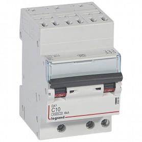 DNX3 3P C10 4500A/6KA AUTO/VIS LEGRAND 406899 | GENMA