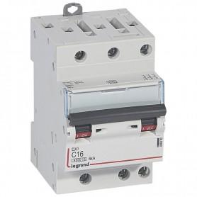 DNX3 3P C16 4500A/6KA VIS/VIS LEGRAND 406892 | GENMA