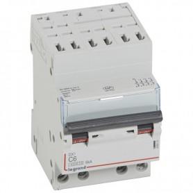 DNX3 3P+NG C6 4500A/6KA AUTO/VIS LEGRAND 406915 | GENMA