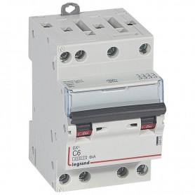 DNX3 3P+NG C6 4500A/6KA VIS/VIS LEGRAND 406906 | GENMA