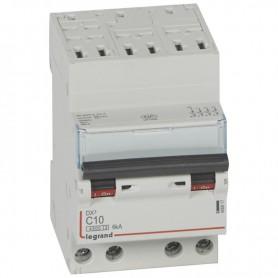 DNX3 3P+NG C10 4500A/6KA AUTO/VIS LEGRAND 406917 | GENMA