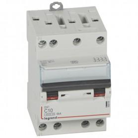 DNX3 3P+NG C10 4500A/6KA VIS/VIS LEGRAND 406908 | GENMA