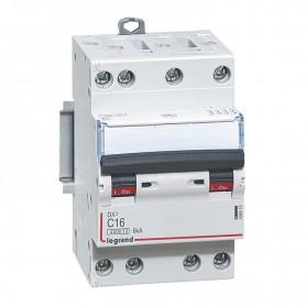 DNX3 3P+NG C16 4500A/6KA VIS/VIS LEGRAND 406910 | GENMA