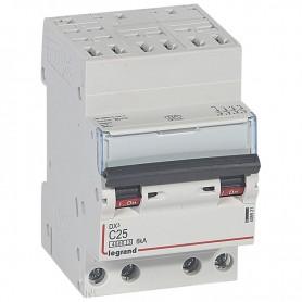 DNX3 3P+NG C25 4500A/6KA AUTO/VIS LEGRAND 406921 | GENMA