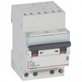DNX3 3P+NG C32 4500A/6KA AUTO/VIS LEGRAND 406922 | GENMA