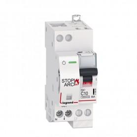 DX3 STOP ARC 1P+NG C10 4500A/6KA AUTO/VIS LEGRAND 415900 | GENMA