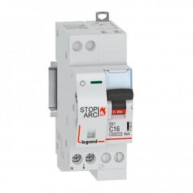 DX3 STOP ARC 1P+NG C16 4500A/6KA AUTO/VIS LEGRAND 415901 | GENMA