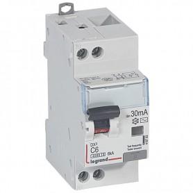 DX3 1P+NG C6 30mA TYPE AC 4500A/6KA VIS/VIS LEGRAND 410703| GENMA
