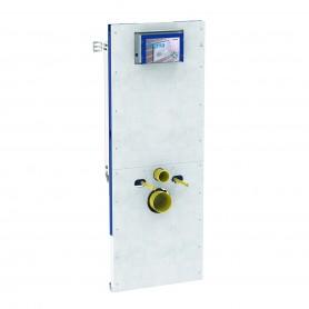 Bâti-support Geberit Duofix pour la construction massive pour WC suspendu, avec réservoir à encastrer - 440.303.00.2