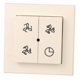 Sélecteur 4 positions avec indicateur de filtre sans fil+boost 30min