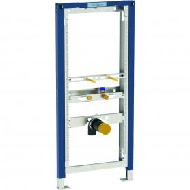 Bâti-support Geberit Duofix pour urinoir, 112–130 cm, universel, pour robinet de chasse apparent - 111.686.00.1