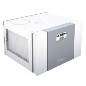 Air Comfort version gauche-chauffage/rafraîchissement sur l'air