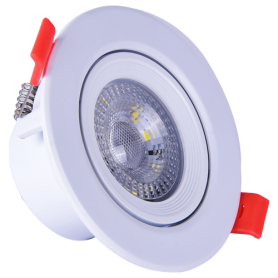 Spot orientable LED 4000K 6W
