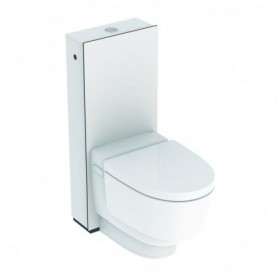 WC complet au sol Geberit AquaClean Maïra Classic: blanc alpin
