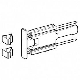 Mécanisme d'ouverture par pression pour panneau sanitaire Geberit Monolith pour lavabo - 242.793.00.1 - GEBERIT   GENMA