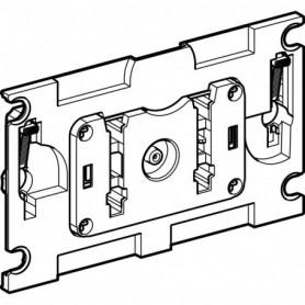 Plaque de mécanisme Geberit pour plaques de fermeture Sigma et Omega