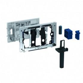 Support de plaque pour insertion de bloc d'eau Bleue Geberit
