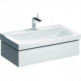 Meuble bas Geberit Xeno² pour lavabo avec un tiroir - 500.508.01.1 - GEBERIT | GENMA
