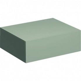 Meuble latéral bas Geberit Xeno² avec un tiroir - 500.507.00.1 - GEBERIT | GENMA