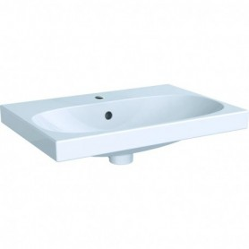 Lavabo Geberit Acanto compact - 500.631.01.2 - GEBERIT | GENMA