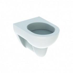 WC suspendu à fond creux Geberit Renova Compact