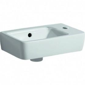 Lave-mains Geberit Renova Compact: B:45cm