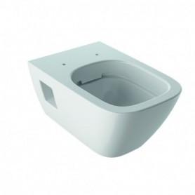 WC suspendu à fond creux Geberit Renova Plan