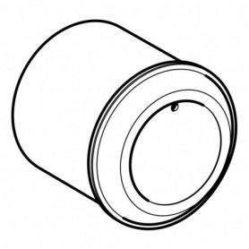 Bouchon de protection Geberit PushFit pour raccord: d:25mm - 652.025.00.1 - GEBERIT   GENMA