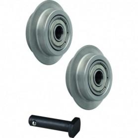 Jeu de molettes de découpe pour coupe-tube R Geberit Mapress: d:12-54mm - 91092 - GEBERIT | GENMA