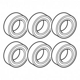 Jeu de roulement à billes pour coupe-tube Geberit Mapress (6 pc.) - 91083 - GEBERIT | GENMA
