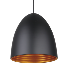 Lustre Décoratif E27 Max 60W 300x200mm - HS1903 - DUNYA LED | GENMA
