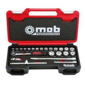 COMPO DOUILLES 6 PANS 3/8'' 23 PCS - 9420010001 - MOB MONDELIN | GENMA
