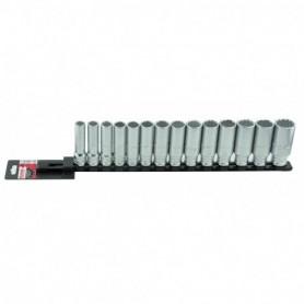 JEU 14 DOUILLES LONGUES 12 PANS 1/2 SUR RACK - 9430070001 - MOB MONDELIN | GENMA