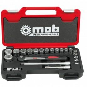 BOX MEDIUM 1/2 21 PIECES 6 PANS CLIQUET ROND - 9435021201 - MOB MONDELIN | GENMA