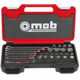 BOX MEDIUM ADAPT'BOX - CLES + ADAPT. 44PCS - 9436044001 - MOB MONDELIN | GENMA